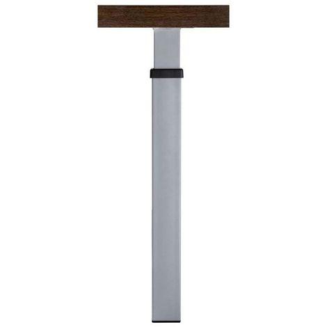 Pied télescopique carré - MANART