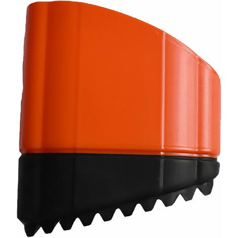 PIEDINO in PVC per SCALA SINGOLA Esterno 24x60 mm GIALLO MAURER