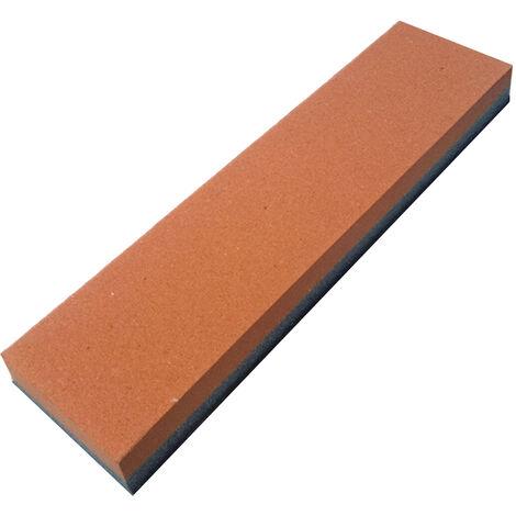 """main image of """"Piedra de afilar cuchillos de doble cara de grano 200/600 , 200 * 50 * 25 mm"""""""