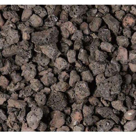 Piedra De Lava Volcanica Negra 12 20mm Big Bag De 1m3 Piedra 224