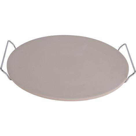 Piedra Para Hacer Pizzas Con Asas - NEOFERR