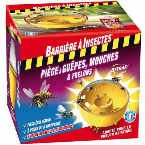 Piège à guêpes, frelons, mouches et moucherons