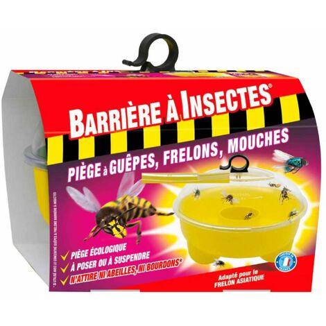 Piège à guêpes, frelons, mouches, moucheron