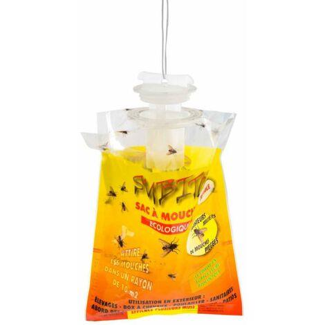 Piège à mouches jetable 3L à suspendre