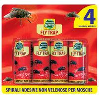 Piège à mouches mouches 4 rouleaux piéger les insectes organique n poisons
