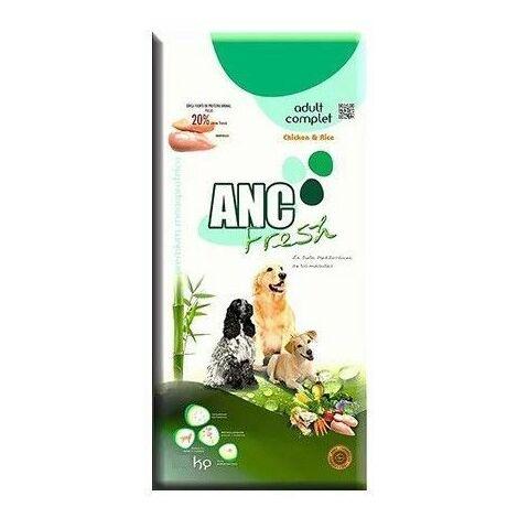 Pienso ANC FRESH COMPLET POLLO&ARROZ para perros