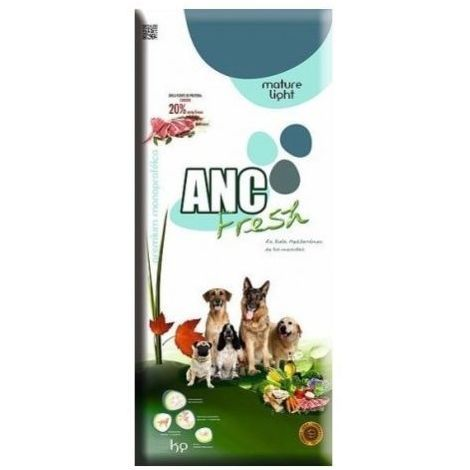 Pienso ANC FRESH MATURE LIGHT perros adultos con sobrepeso