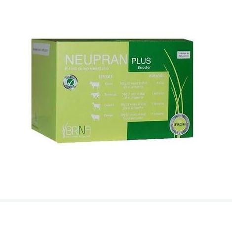 Pienso complementario NEUPRAN PLUS para vacas, terneros, cabras y ovejas - Caja 10 Sobres 100g