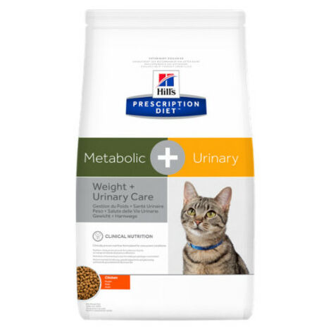 Pienso Gatos Hills Diet Feline Metabolic Urinary Stress - 1,5 Kg