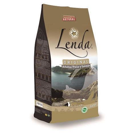 Pienso Lenda Original Gatos 7kg