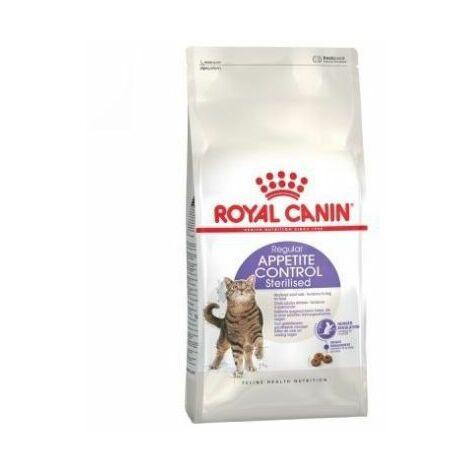 Pienso ROYAL CANIN APPETITE CONTROL STERILISED para gatos