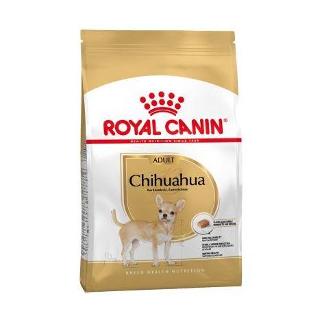 Pienso ROYAL CANIN CHIHUAHUA ADULT perros chihuahua adultos y maduros (A partir de 8 meses)