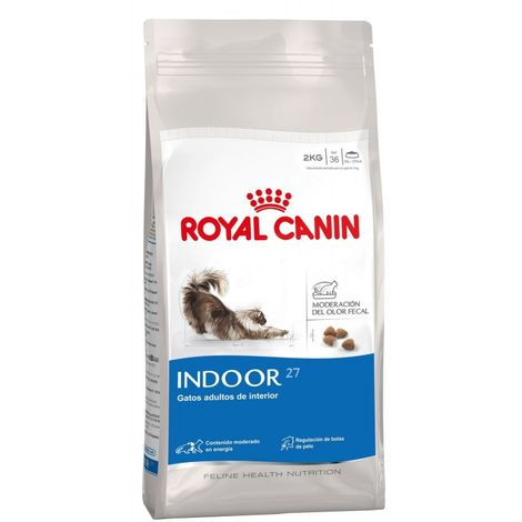 Pienso ROYAL CANIN INDOOR 27 para gatos de interior