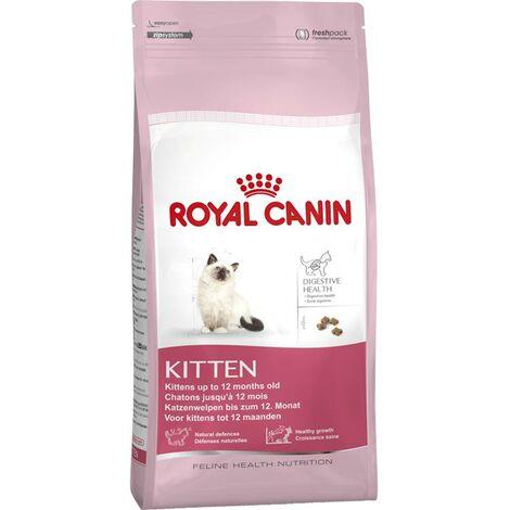 Pienso ROYAL CANIN KITTEN para gatitos