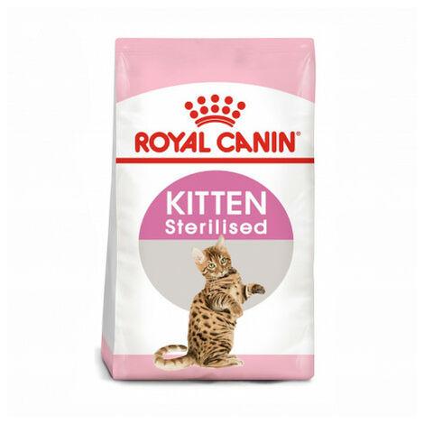 Pienso ROYAL CANIN KITTEN STERILISED para gatitos esterilizados (6 a 12 meses)