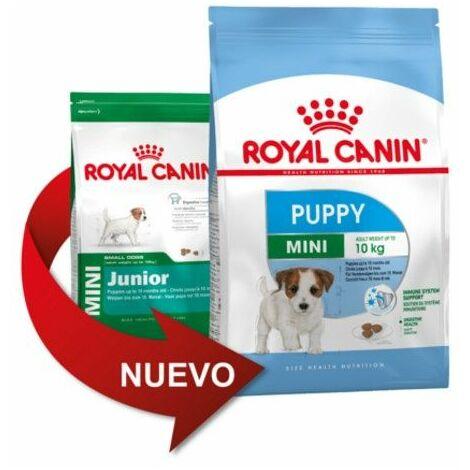 Pienso ROYAL CANIN MINI JUNIOR para cachorros (Hasta 10 meses)