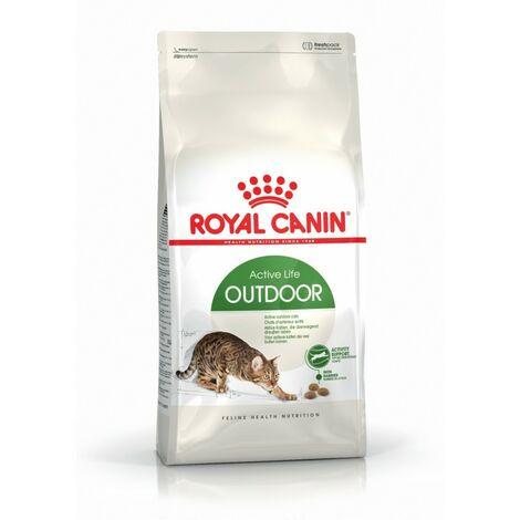 Pienso ROYAL CANIN OUTDOOR 30 2kg para gatos de exterior - 2,1 Kg