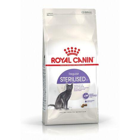 Pienso ROYAL CANIN STERILISED 37 para gatos esterilizados (1 a 7 años)