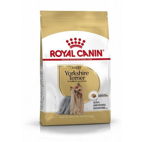 Pienso ROYAL CANIN YORKSHIRE TERRIER ADULT perros adultos (A partir de 10 meses)