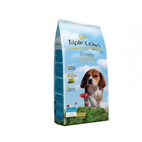 Pienso TRIPLE CROWN LOVELY PUPPY para cachorros y madres gestantes