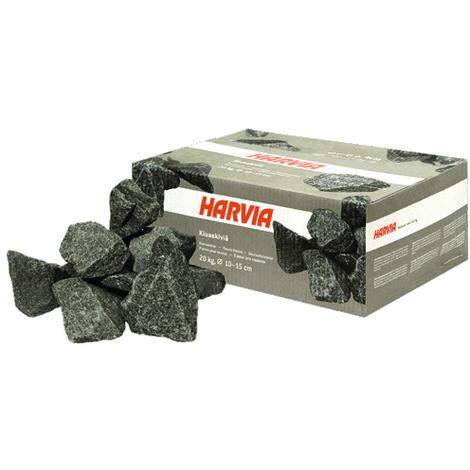 Pierres pour poêle électrique - Harvia - Diam 10-15cm