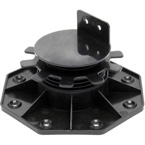Pies de apoyo XPOtool 30-60mm ajuste de altura, capacidad de carga 2700kg