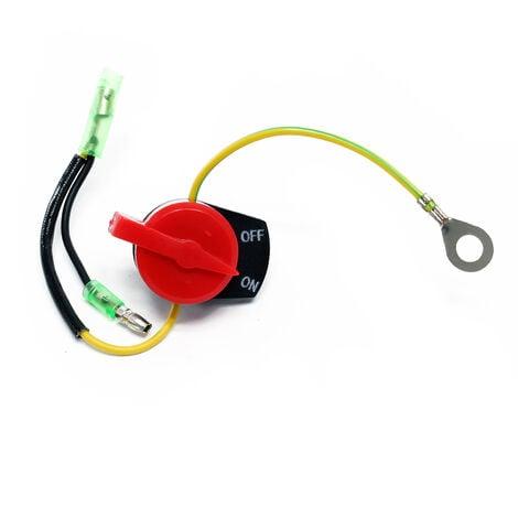 Pieza de recambio interruptor de encendido y apagado LIFAN para motores de gasolina de 6,5 - 15 CV