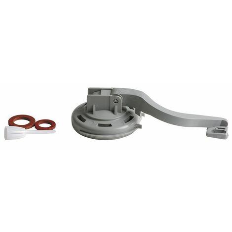 Pieza de recambio original - Biela y membrana aguja grifo flotador (X 10) - IDEAL STANDARD : D968688BG