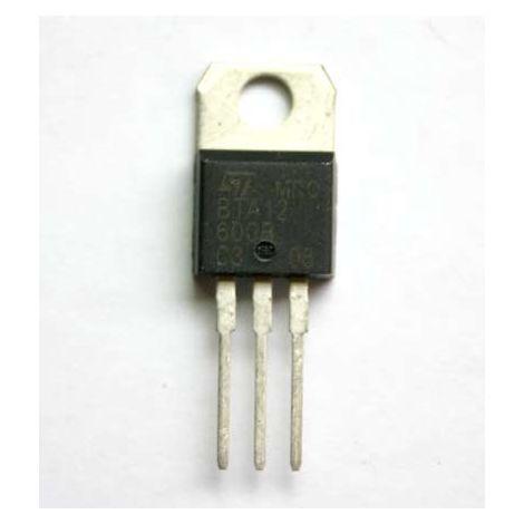 Pieza de repuesto AOYUE BTA12-600B Transistor TRIAC TO-220