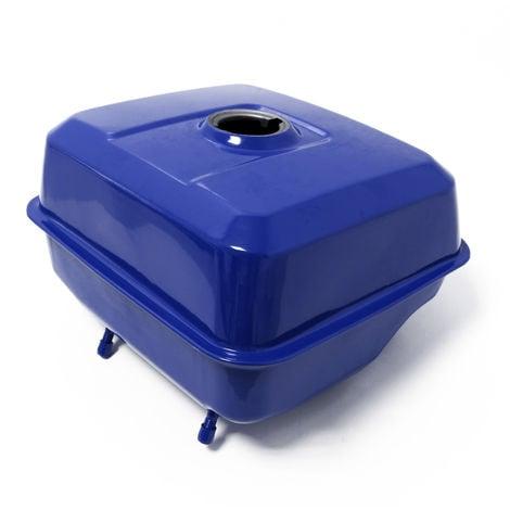 Pieza de repuesto depósito de gasolina azul para 13 CV