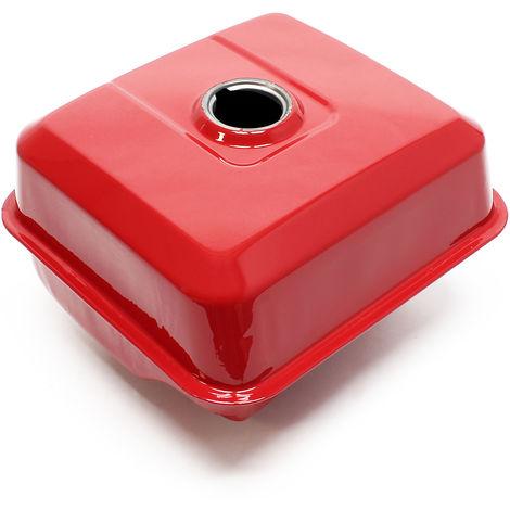Pieza de repuesto depósito de gasolina rojo para 13 CV