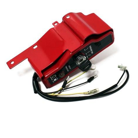 Pieza de repuesto rojo Llave de contacto fuerte para 9 - 13 PS