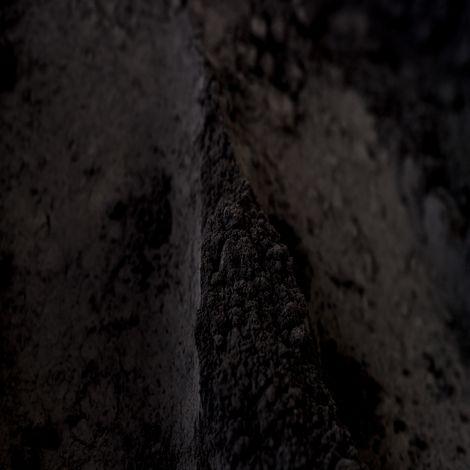 Noir de Carbone: Pigment exclusif pour béton et chaux | 500g