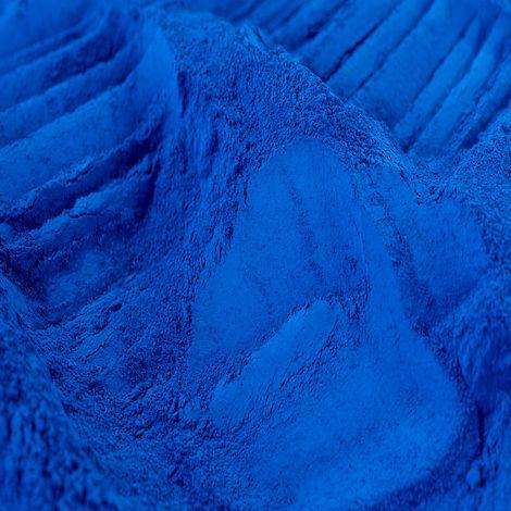Pigment naturel exclusif pour béton et chaux: Bleu Azur