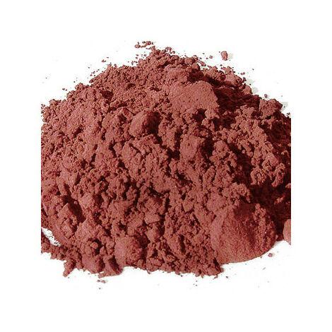 Pigment naturel Houillère de Cruéjouls SIENNE CALCINEE HC POT 385 ML (300 G) - pot(s) de 385g - nuance de terre