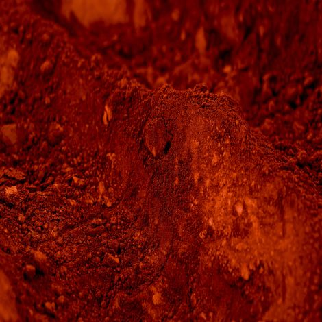 Ocre Rouge: Pigment naturel   500g