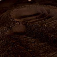 Pigment naturel pour béton et chaux:Brun Van Dyck