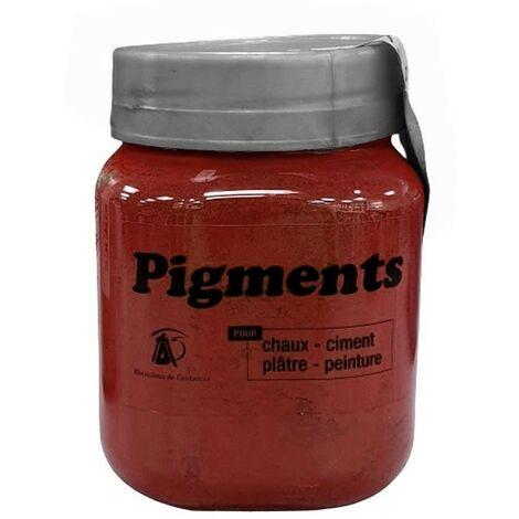 Pigments naturels HOUILLERES DE CRUEJOULES pour chaux, ciment, plâtre, peinture 385 ml