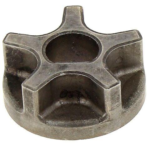 Pignon d'entrainement chaine 5 dents pour Tronconneuse Ryobi, Elagueur Ryobi