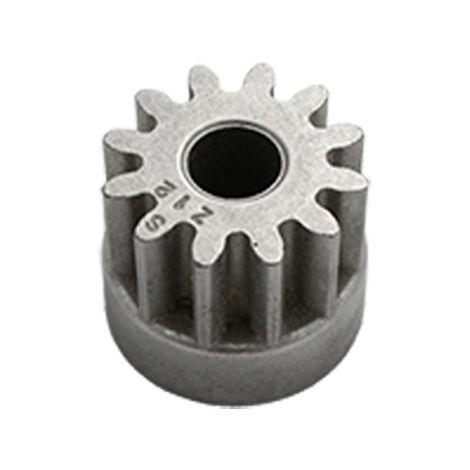 Pignon roue gauche tondeuse Alpina / Mac Allister