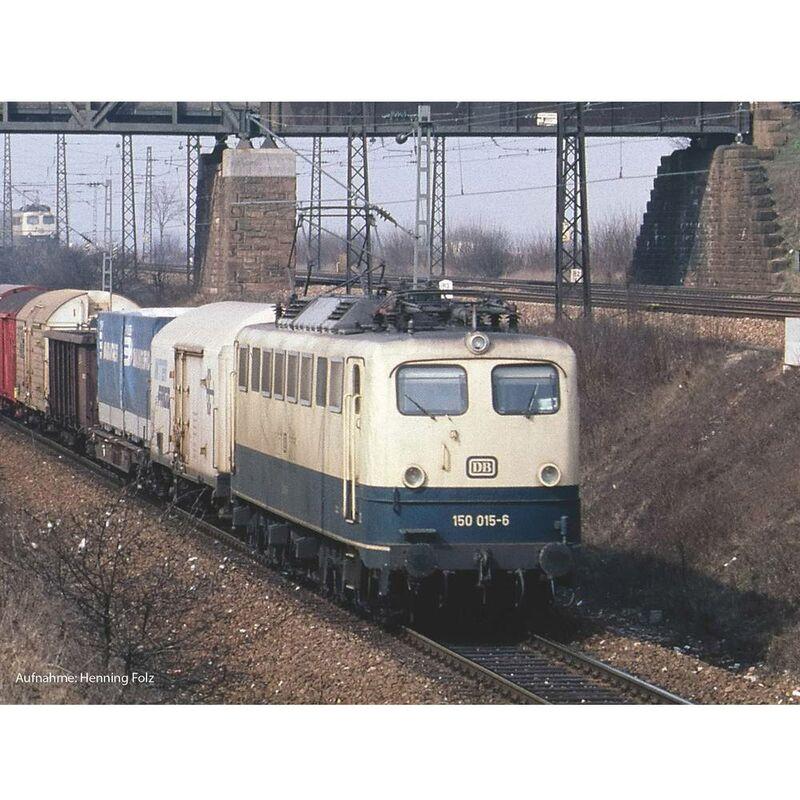 51650 Locomotiva elettrica H0 BR 150 di DB - Piko H0