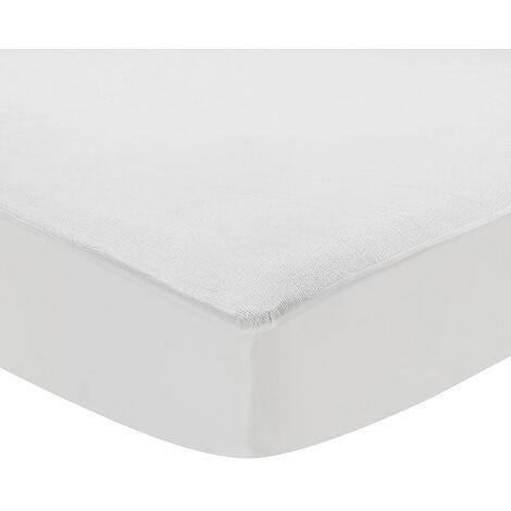 Pikolin Home - Cubrecolchón rizo antialérgico-antiácaros, impermeable