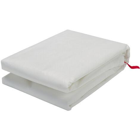 Pikolin Home - Funda de colchón antichinches transpirable, tejido higiénico