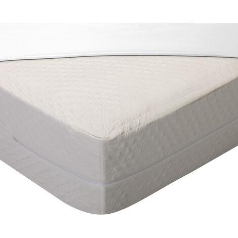 Pikolin Home - Funda de colchón bielástica antiácaros transpirable