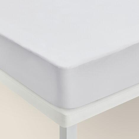 Pikolin Home - Protector de colchón 100% algodón antialérgico impermeable