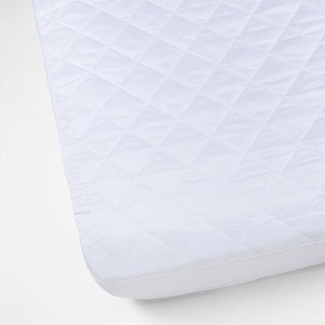 Pikolin Home - Protector de colchón acolchado de fibra antiácaros