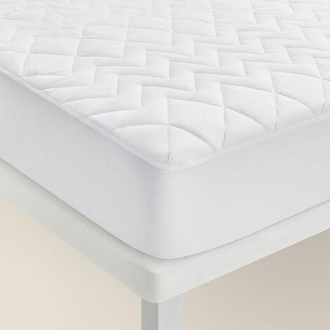 Pikolin Home - Protector de colchón acolchado Lyocell. Impermeable
