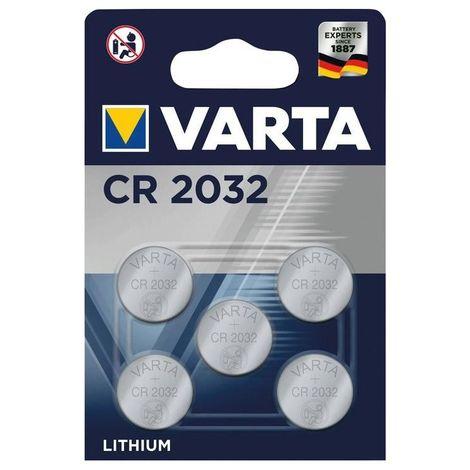 Pila ELECTRO.CR2032 5er Blister VARTA
