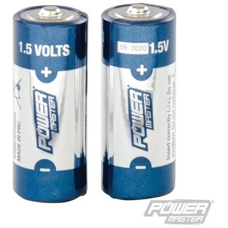 Pilas super alcalina. LR1. 1.5 V. 2 pzas (2 pzas)