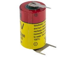 Pile 12 Aa Rs Pro 36v Lithium Thionyle Chloride Broche Circuit Imprimé 1000mah